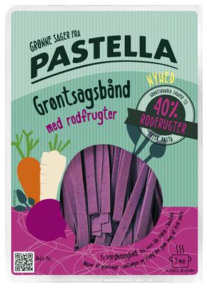 rødbede pasta